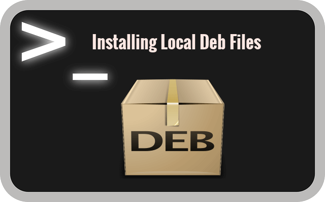 3 Command Line Tools to Help You Install Local Debian Package