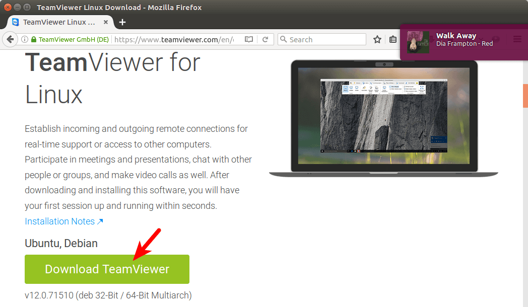 How to Install TeamViewer 12 on Ubuntu 16 04 and Ubuntu 16 10