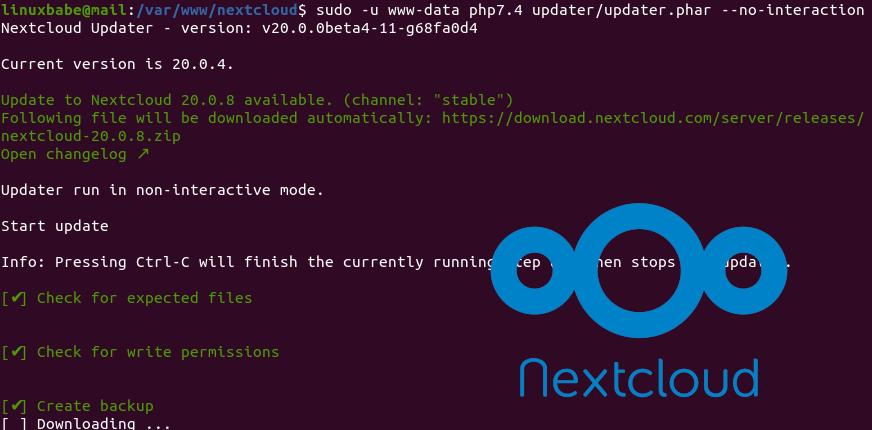 2 Ways to Upgrade Nextcloud [Command-Line & GUI]