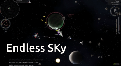 endless sky game
