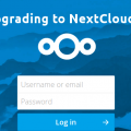 upgrade to nextcloud 11