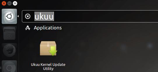 ubuntu kernel update utility