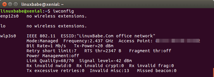 how to enable wifi in ubuntu using terminal