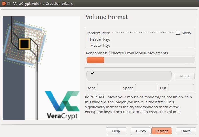 veracrypt volume format