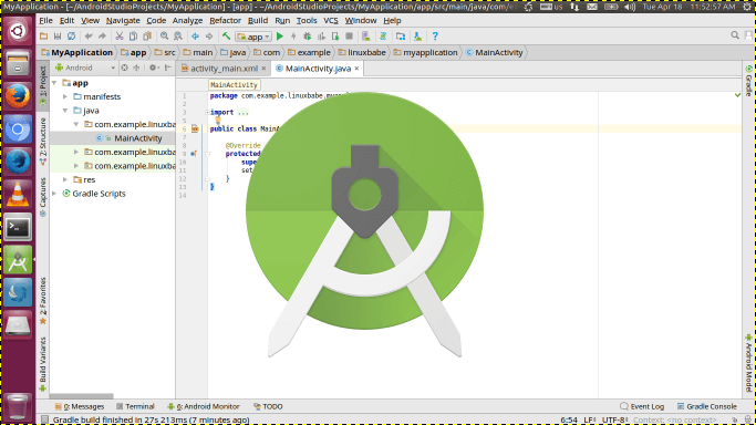 2 Ways To Install Android Studio In Ubuntu 16 04 And