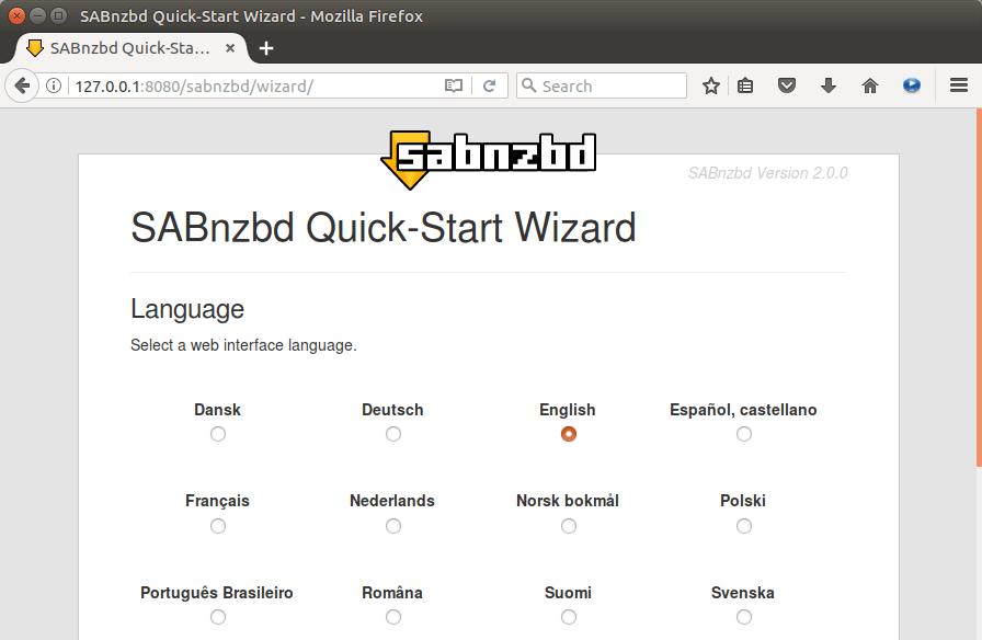 install sabnzbd ubuntu