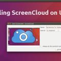 install screencloud app on ubuntu