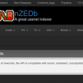 nzedb your own usenet indexer