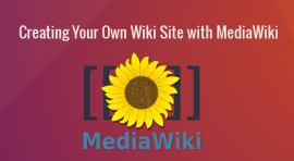 how to install mediawiki on ubuntu 16.04 lts