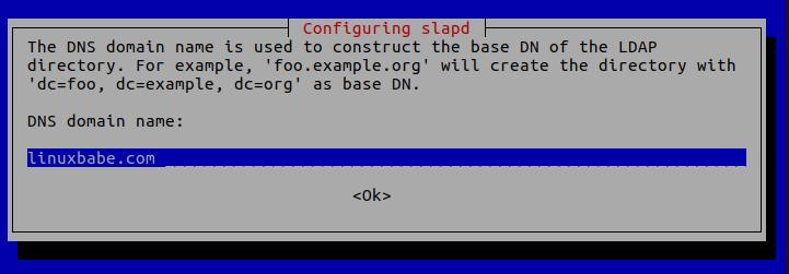 install openldap ubuntu