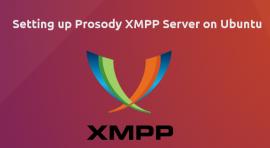 prosody xmpp server