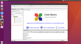 ubuntu code blocks setup