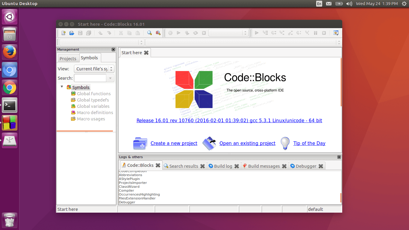 How to install code blocks on ubuntu Code compiler