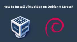 install oracle virtualbox on debian 9 stretch