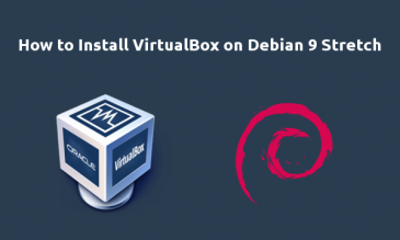 install oracle virtualbox on debian 9 stretch