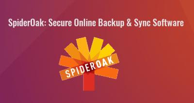spideroak one