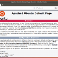 Ubuntu 17.10 apache web server