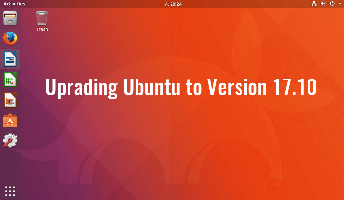 2 Ways to Upgrade From Ubuntu 16 04/17 04 to Ubuntu 17 10