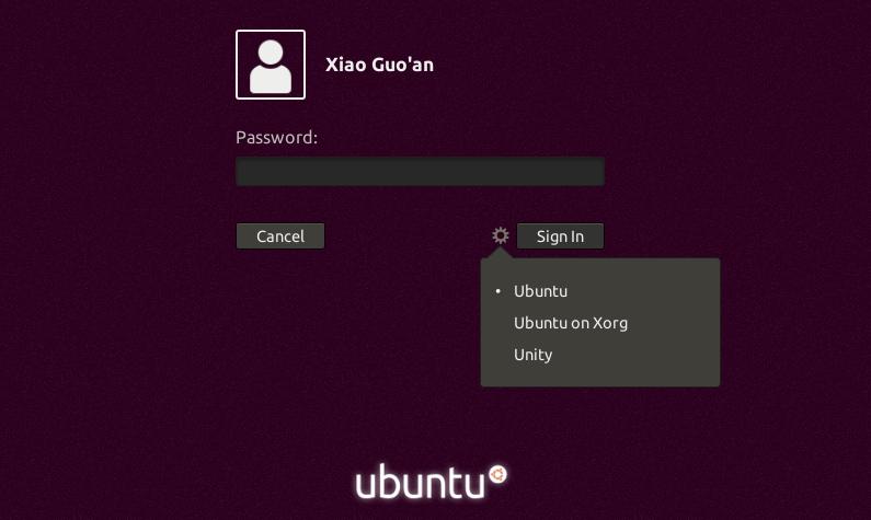 ubuntu 17.10 unity
