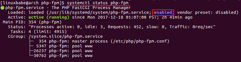 compile php7 from source on arch linux