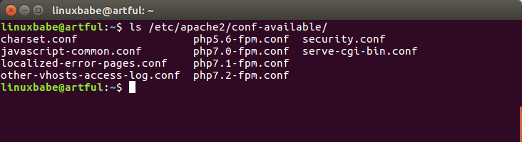 run multiple php versions ubuntu