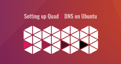 setting up quad 9 dns on ubuntu