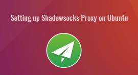 shadowsocks proxy ubuntu