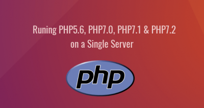 ubuntu multiple php versions on a single server
