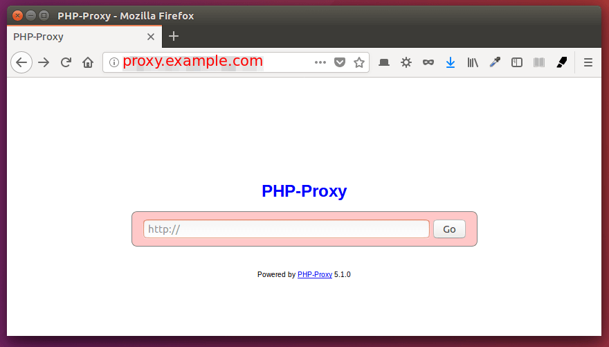 php-proxy