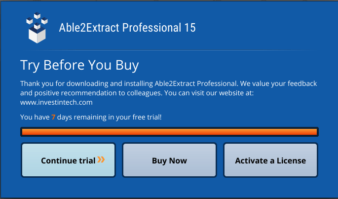 able2extract 7 day free trial