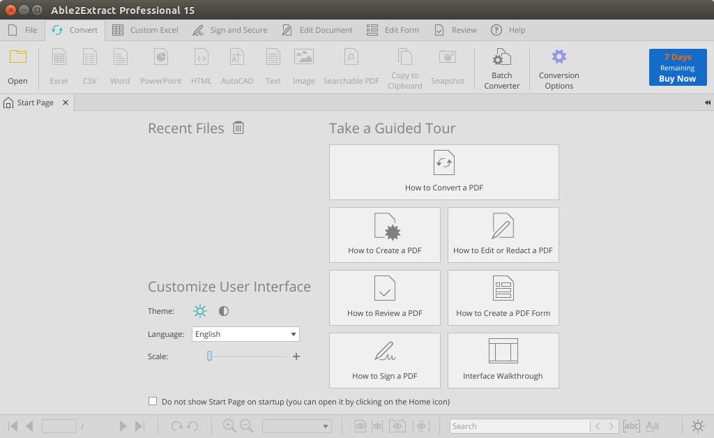 able2extract ubuntu