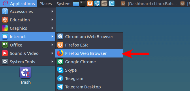 2 Simple Ways to Install Firefox Quantum on Debian 9 Stretch