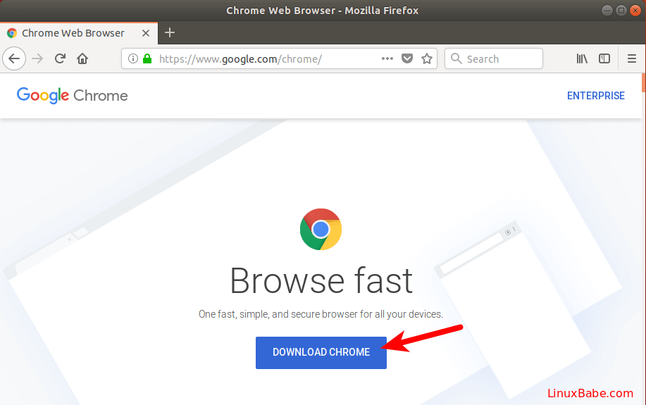 2 Ways to Install Google Chrome on Ubuntu 18 04 LTS Bionic Beaver