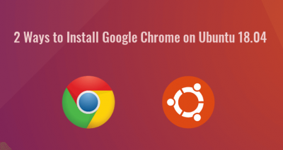 install google chrome on ubuntu 18.04 LTS
