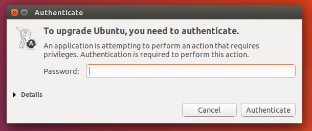 upgrade from ubuntu 17.10 to ubuntu 18.04