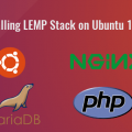 installing lemp stack on ubuntu 18.04