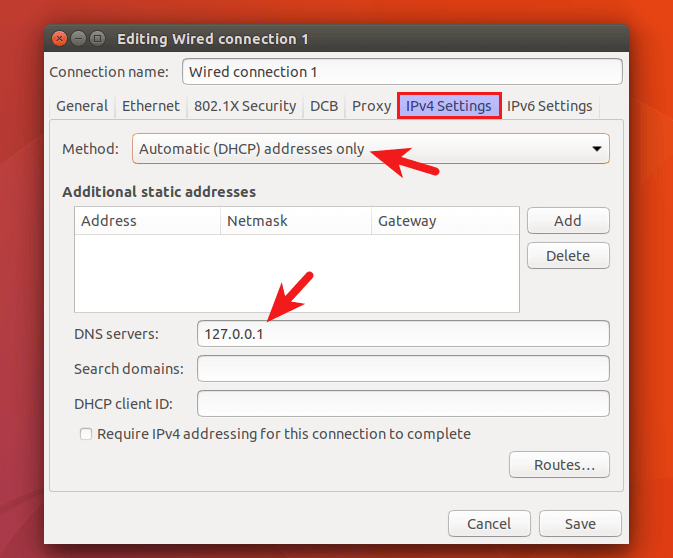 Protect Your DNS Privacy on Ubuntu 18 04 with DNS over TLS