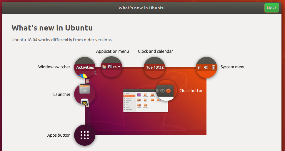 upgrade ubuntu 17.04 to 18.04 command line