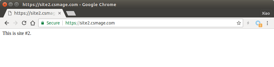 run your own pagekite server
