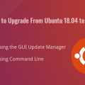 how to upgrade ubuntu 18.04 to 18.10