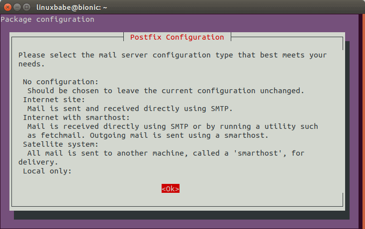 How to Set up a Backup Email Server with Postfix on Ubuntu