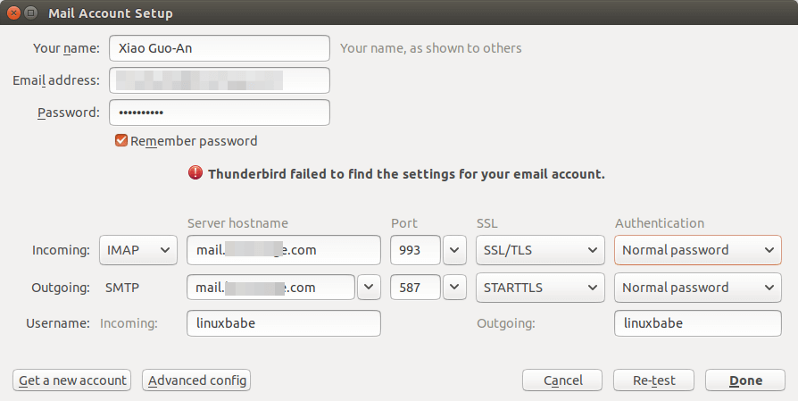 iredmail multiple domain postfix dovecot