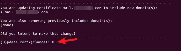 modoboa letsencrypt multi-domain