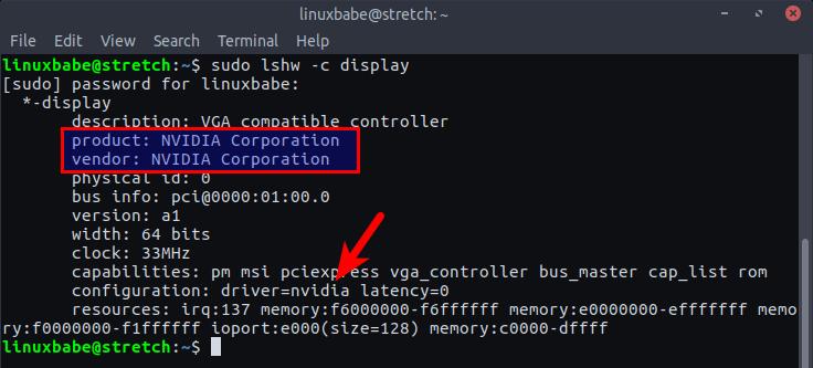 debian nvidia driver no screens found