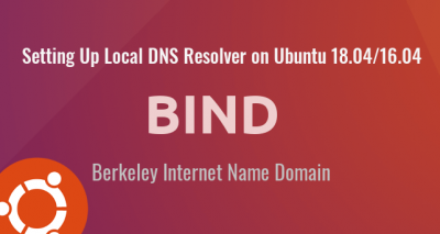 bind caching name server ubuntu