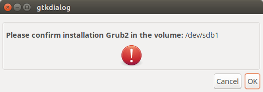 multisystem grub