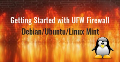 getting started with UFW