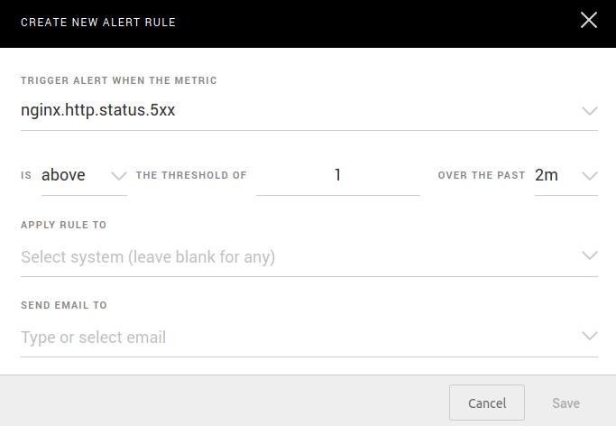 nginx amplify alert nginx.http.status.5xx