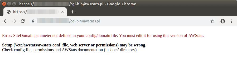 awstats ubuntu 18.04