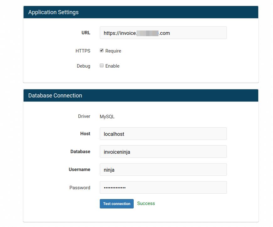invoice ninja ubuntu apache nginx